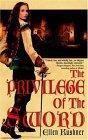 The Privilege of the...