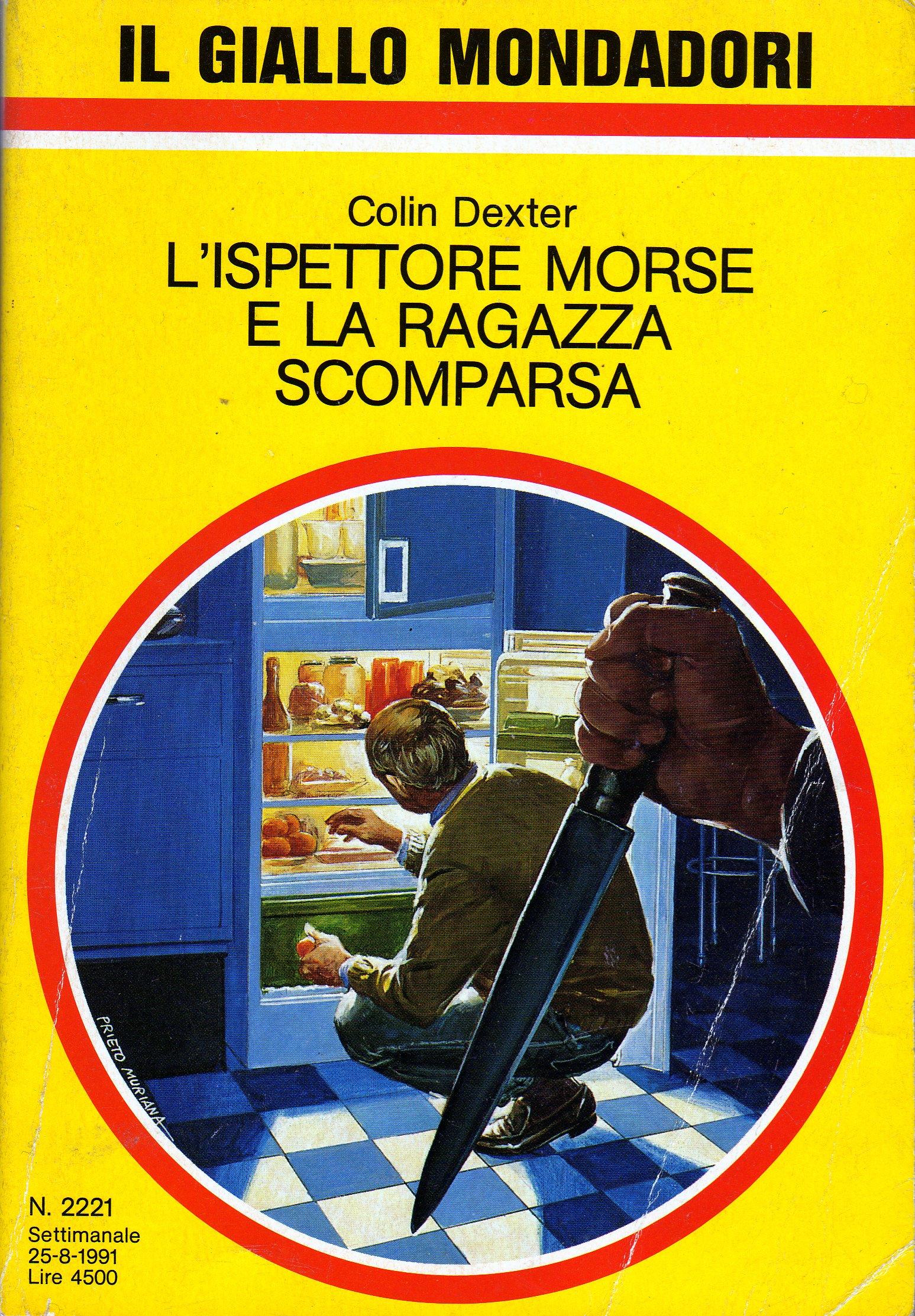 L'ispettore Morse e la ragazza scomparsa