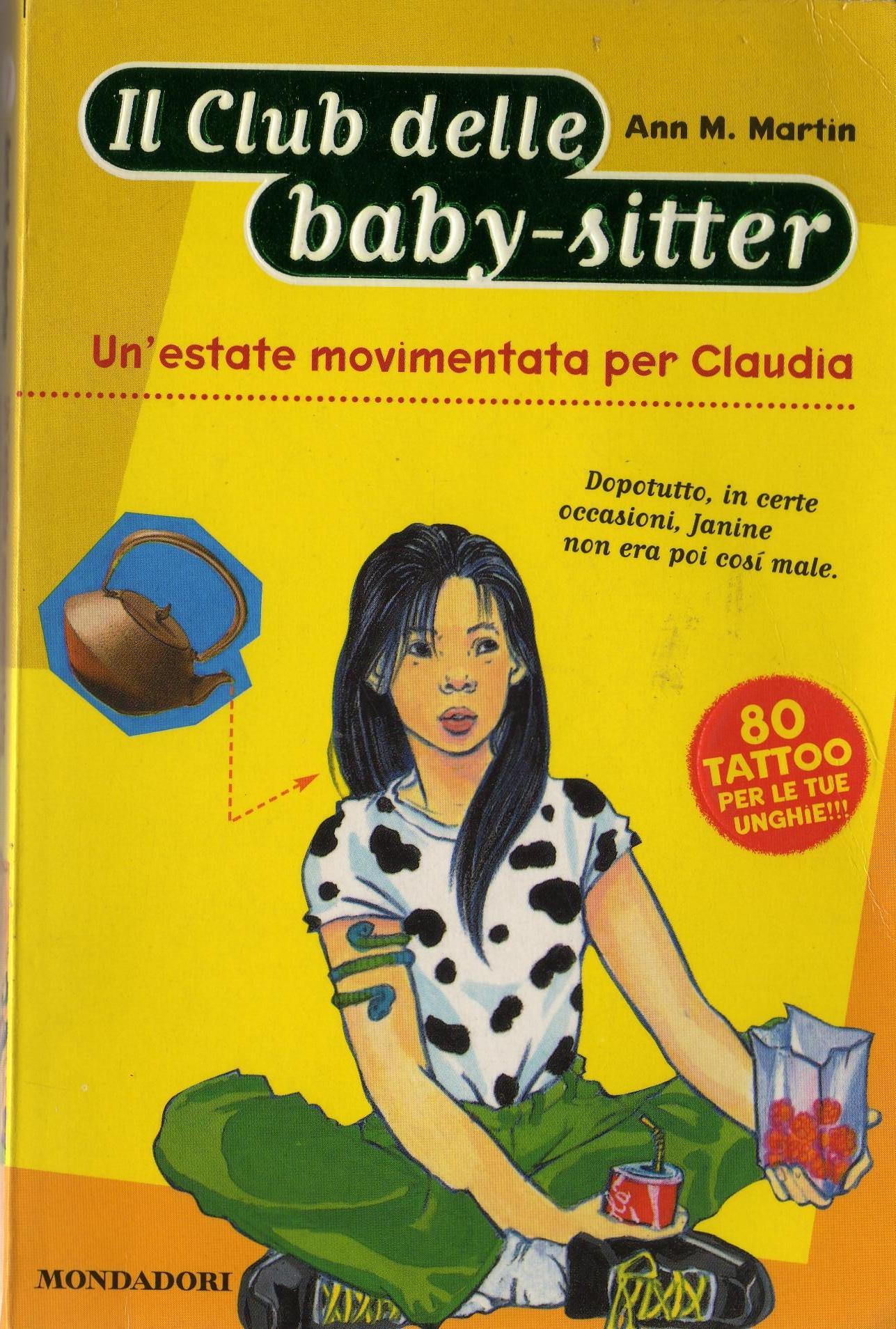 Un' estate movimentata per Claudia
