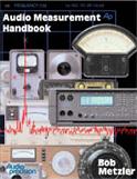 Audio Measurement Handbook, 1st Edition