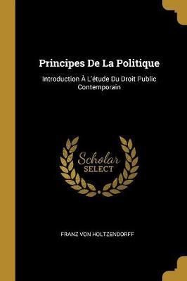 Principes de la Politique