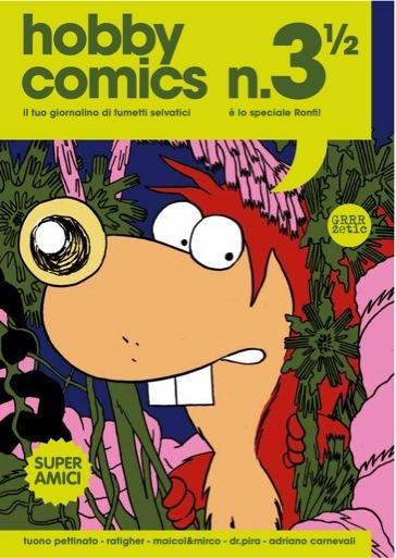 Hobby Comics vol. 3 ...