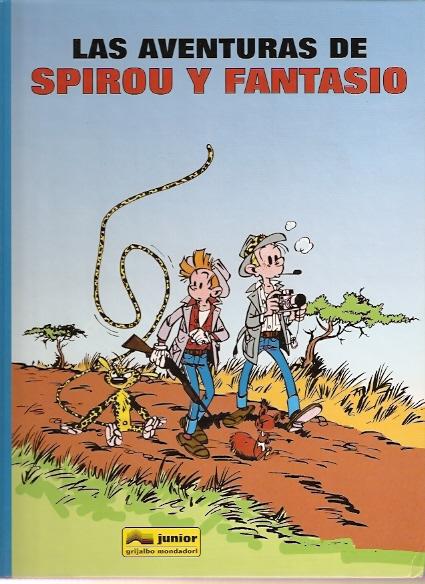 Las aventuras de Spirou y Fantasio - 1