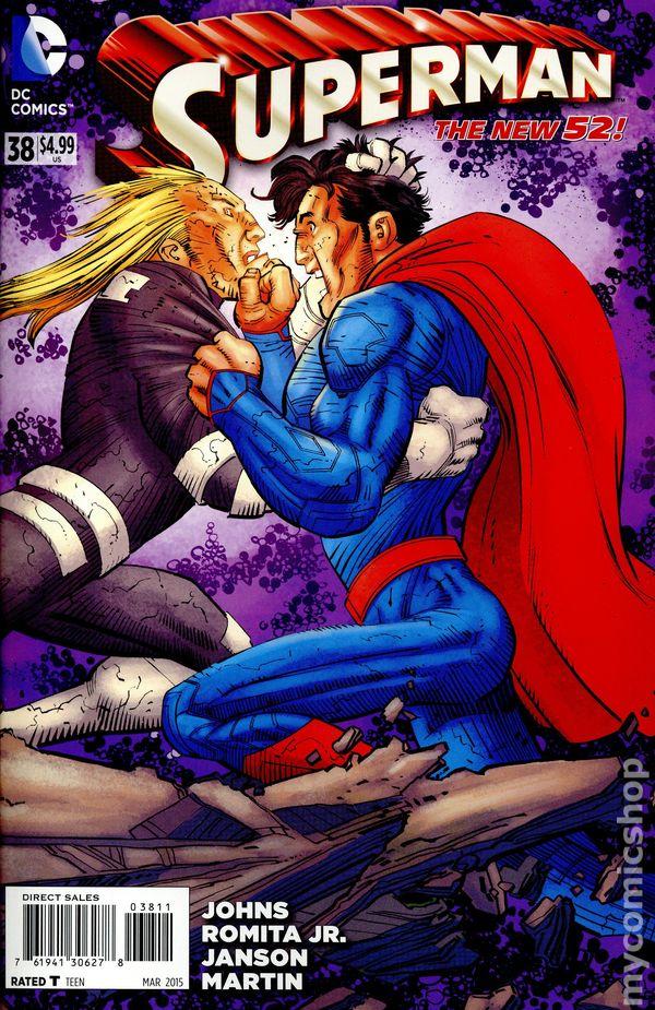 Superman Vol.3 #38