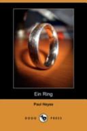 Ein Ring(Dodo Press)