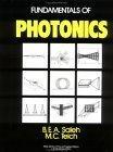 Fundamentals of Photonics