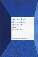 Antropologia della cultura materiale