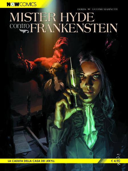 Mister Hyde contro Frankenstein vol. 2