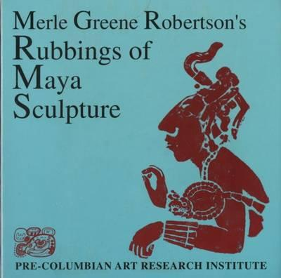 Rubbings of Maya Sculpture
