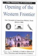 Opening of the Western Frontier