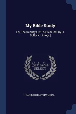 My Bible Study