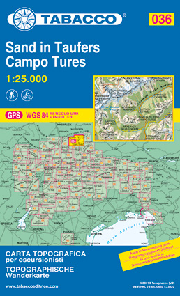 Campo Tures 1:25