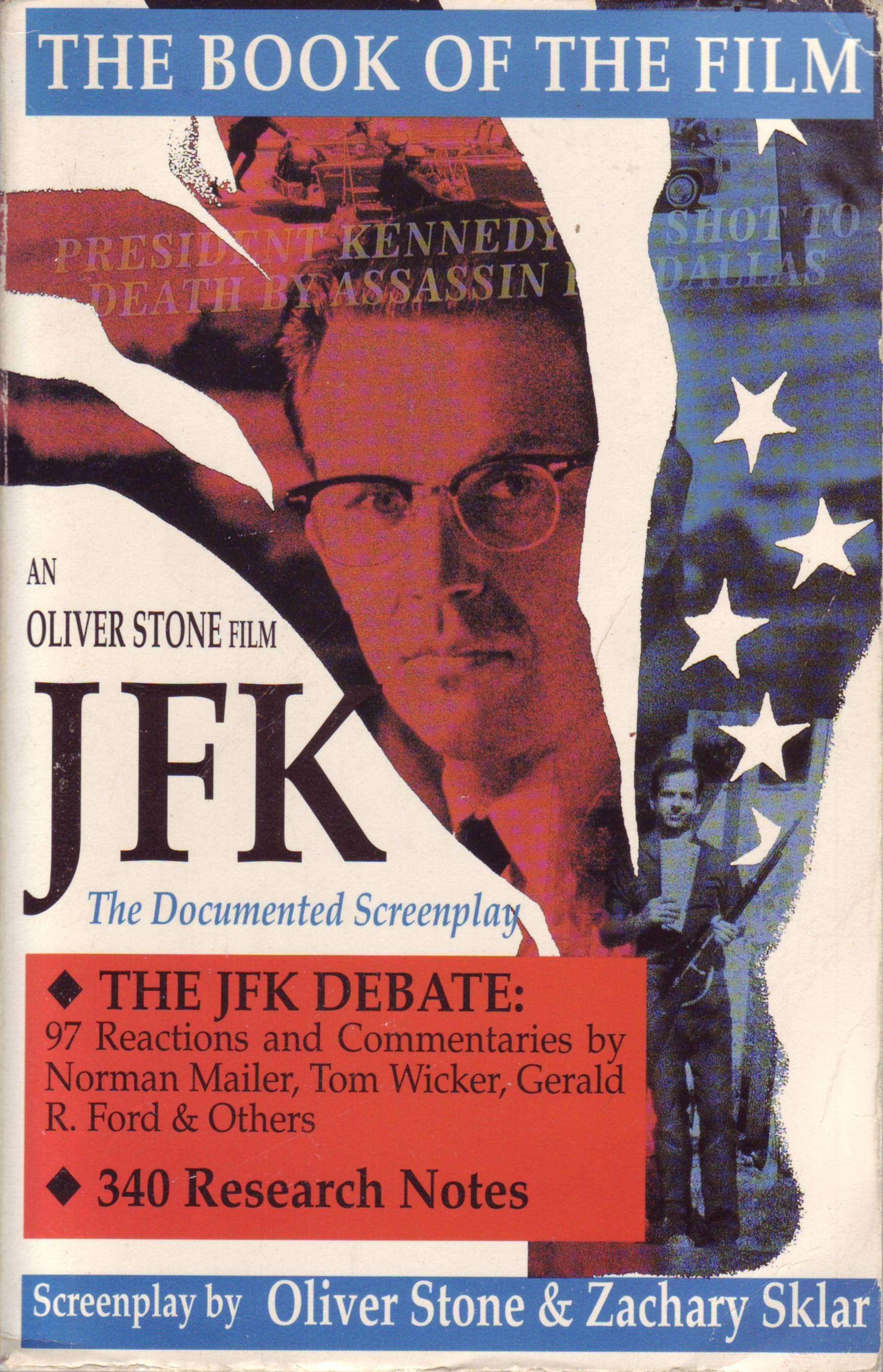 JFK - The Documented Screenplay