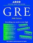 Aroc Everything You Need to Score High on the Gre 2000