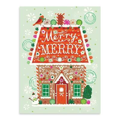A Sweet Christmas Large Embellished Cards