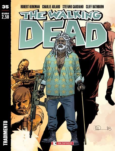 The Walking Dead n. 35