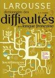 Dictionnaire des Dif...