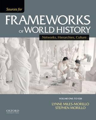 Sources for Frameworks of World History