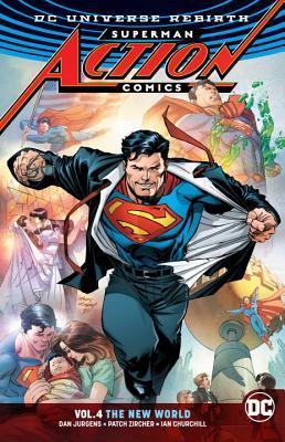 Superman Action Comics 4