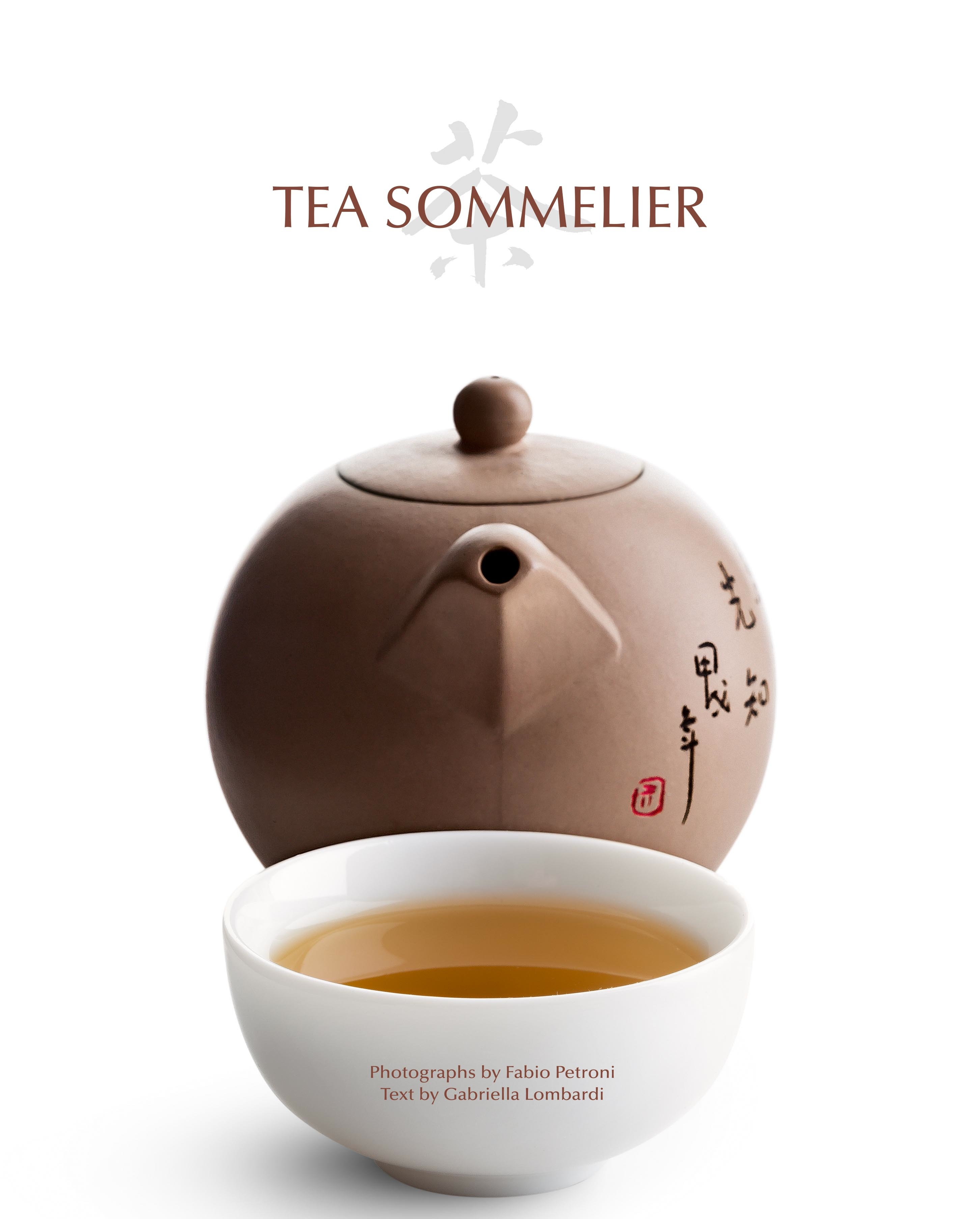 Tea sommelier