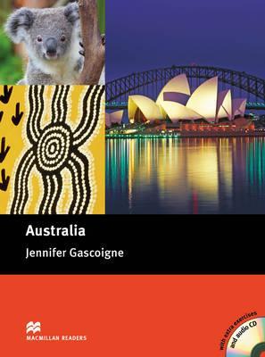 Macmillan Readers Australia Upper-Intermediate Pack (Macmillan Readers 2015)