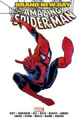 The Amazing Spider-Man Brand New Day 1