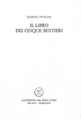 Il libro dei cinque sentieri