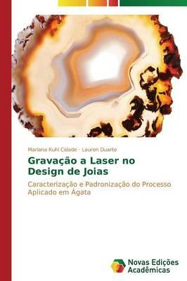 Gravação a Laser no Design de Joias