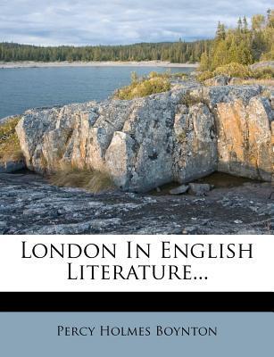 London in English Literature...