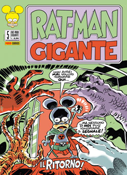 Rat-Man Gigante n. 5
