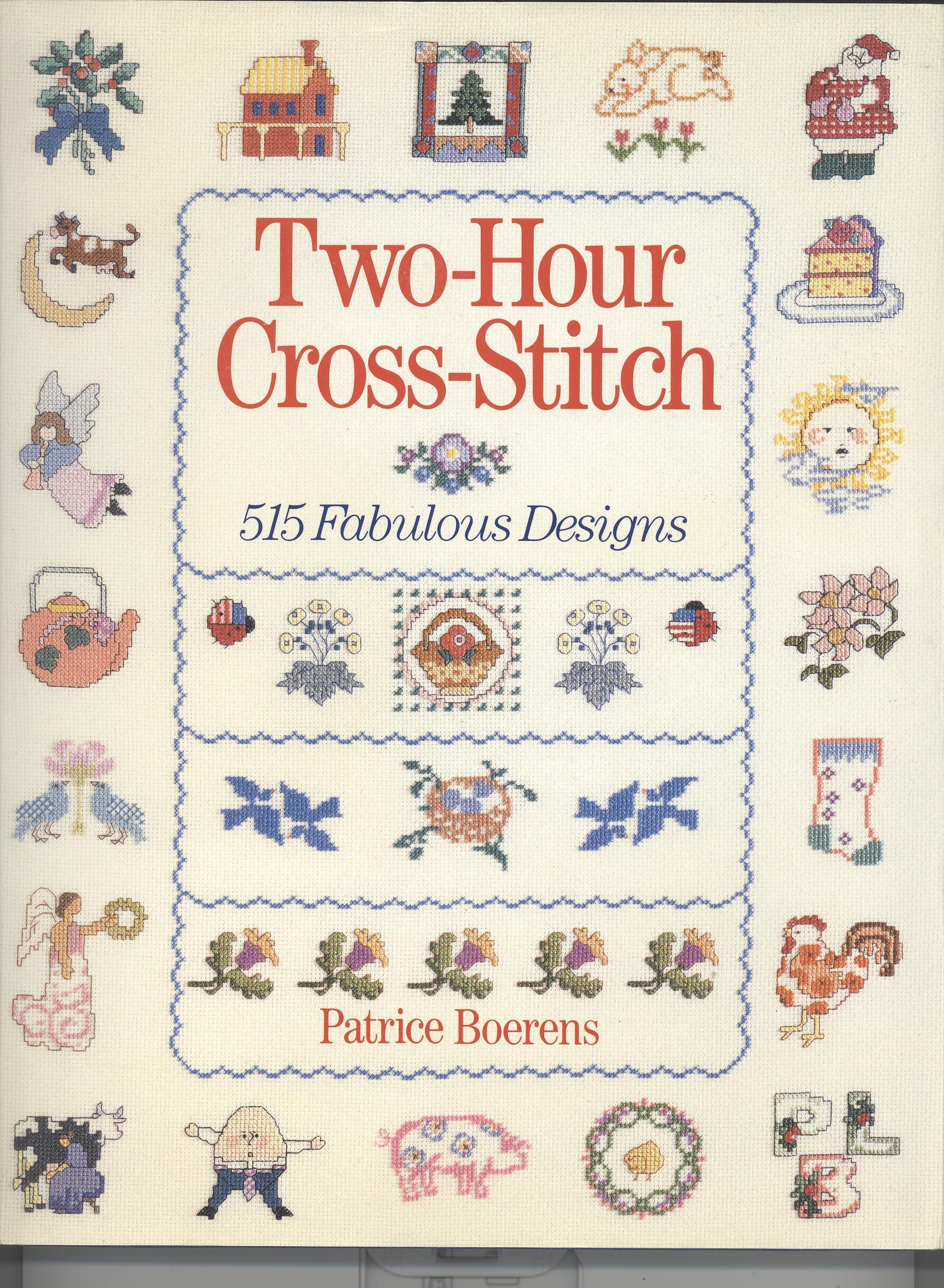 Two-Hour Cross-Stitch