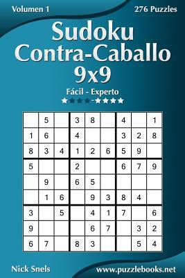 Sudoku Contra-Caballo 9x9