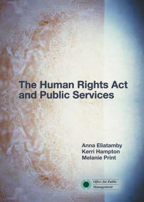 The Human Rights Act and Public Services