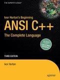 Ivor Horton's Beginning ANSI C++