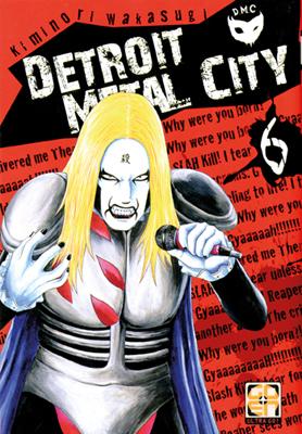 Detroit Metal City vol. 6
