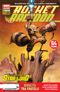 Rocket Raccoon & Il Leggendario Star-Lord #1