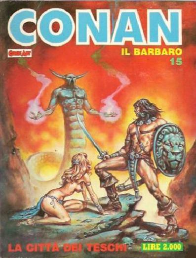 Conan il barbaro n. ...