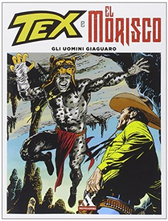Tex e El Morisco vol. 4