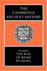 The Cambridge Ancient History Volume 7, Part 2