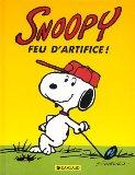Snoopy, feu d'artifice !