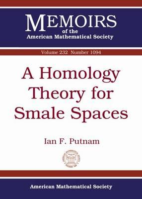 A Homology Theory for Smale Spaces