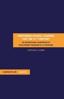 Preparing School Leaders for the 21st Century