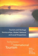 Tourism and heritage...
