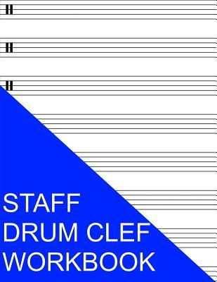 Staff Drum Clef