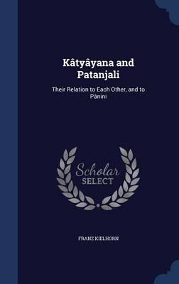 Katyayana and Patanj...
