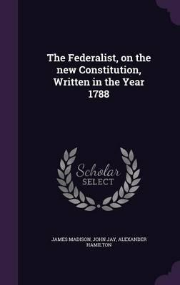 The Federalist, on t...