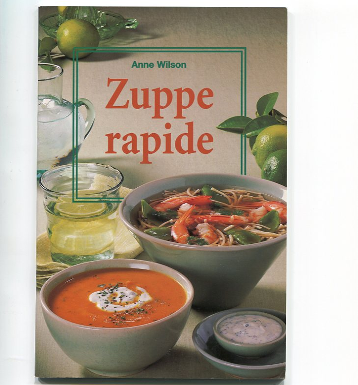 Zuppe rapide