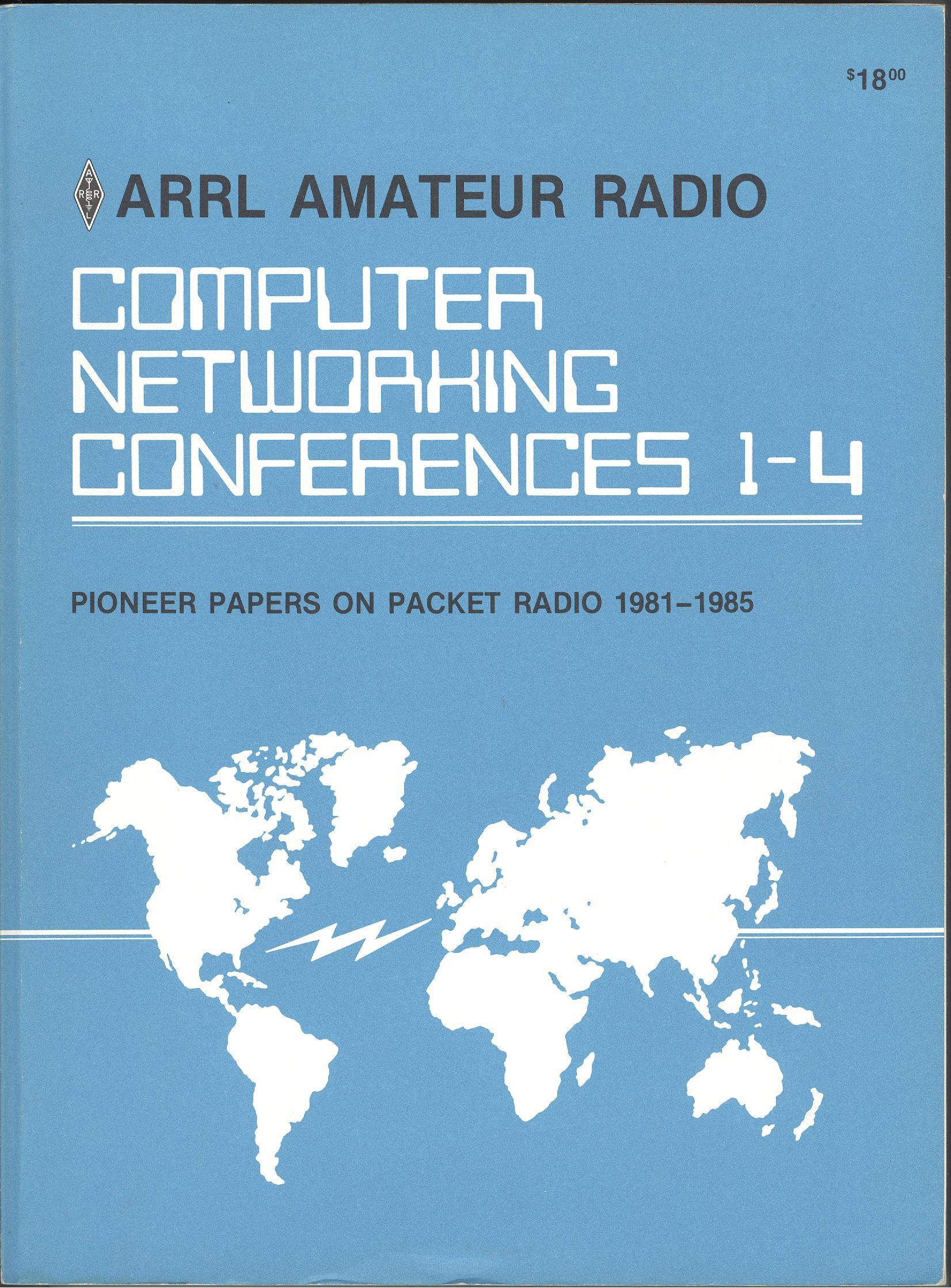 ARRL Amateur Radio Computer Networking Conferences 1 - 4