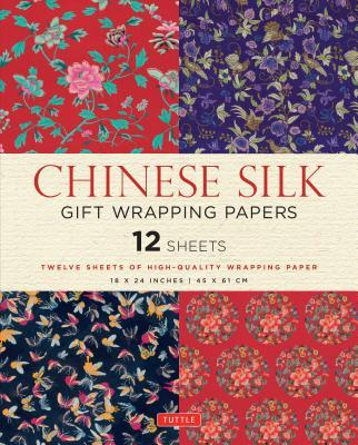 Chinese Silk Gift Wr...