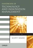 Handbook of technology and innovation management